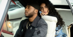 """Imported"" perfectly mixes Jessie Reyez's mesmerizing voice and 6lack's somber style into a heartfelt masterpiece. In the music video, Jessie and 6lack play heartbroken lovers."
